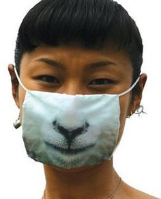 Will America not think hygiene masks as TABOO? Thoughts on Flu mask?