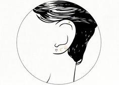 Loquet London earrings
