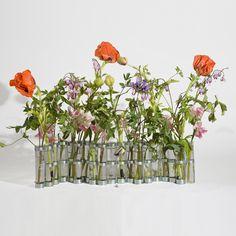 Vase d'Avril articulé en verre soufflé Tsé & Tsé