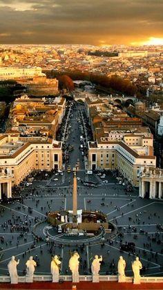 Piazza-San-Pietro-Vatican