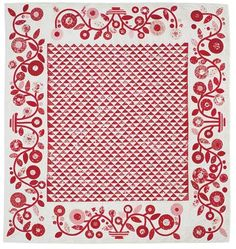 Patty's Posies Quilt Pattern