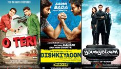A Poor Opening Day Occupancy For O Teri, Dishkiyaaon & Youngistaan
