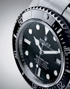 New Rolex Sea-Dweller 4000 watch : Baselworld 2014