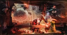 rise of the guardians concept art | from seerseeker reblogged from mashyspikeplates rise of the guardians ...