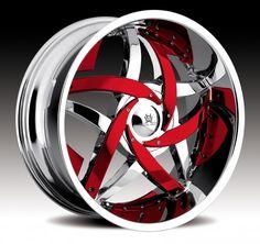 Hipnotic C Note. I love these wheels.