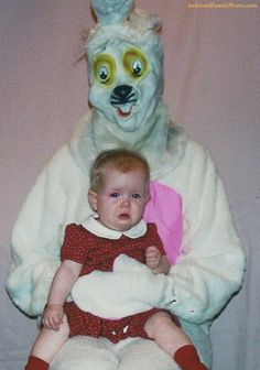 When Easter Photos Go Wrong » Inspiring Pretty - inspiringpretty.com #easterphotos