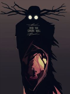 Over the garden wall by imamong.deviantart.com on @DeviantArt