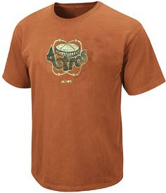 Majestic Houston Astros Pigment Dyed Orange Cooperstown Shirt $22.00