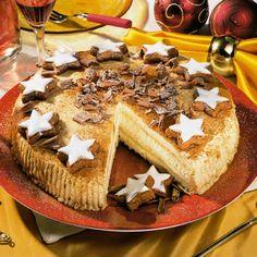 Lebkuchen-Mascarpone-Torte Homemade Gifts, Tiramisu, Waffles, Cake Recipes, Merry Christmas, Pie, Baking, Breakfast, Ethnic Recipes