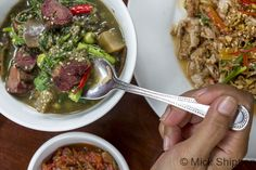Good post about Lao and Vietnamese food