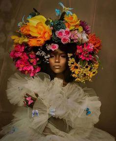 Black Girl Art, Black Women Art, Black Girl Magic, Art Girl, Glam Photoshoot, Photoshoot Themes, Photoshoot Concept, Black Photography, Creative Photography