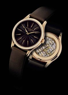 Patek Philippe Calatrava wrist watch, I would but the top watch for Emilio if I had 20k laying around