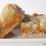 Salted Caramel Butter Bars