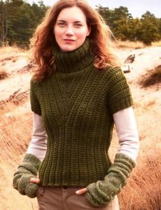 MADE TO ORDER women's sweater coat aran by LuxuryKNITTING2013, $170.00