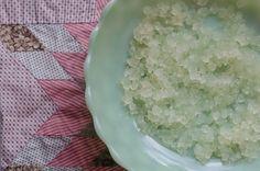water kefir grains | How to Brew Water Kefir (a quick tutorial) | http://nourishedkitchen.com/water-kefir/ | 7.28.13