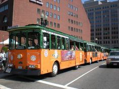 old town trolley tours in Boston - review on TA