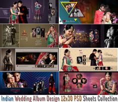 Wedding Album Cover, Wedding Album Layout, Wedding Photo Albums, Marriage Photo Album, Best Photo Albums, Indian Wedding Album Design, Album Cover Design, Photography Logo Design, Book Design