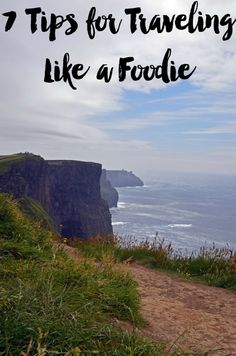Travel like a foodie with these tips! These foodie travel ideas will inspire you to plan a vacation!