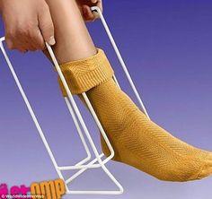 Inventos inútiles que toda persona perezosa desearía tener