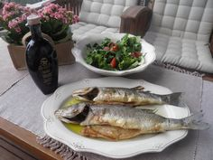 MARIETA EXTRA VIRGIN OLIVE OIL WITH FISH