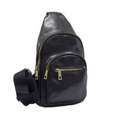 Rucsacuri: Rucsac din piele cu o curea de umar pentru barbati 8892 Sling Backpack, Fashion Backpack, Backpacks, Bags, Interior, Handbags, Taschen, Design Interiors, Interiors