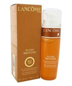 Loving this Lancôme Flash Bronzer Self-Tanner Face Gel on #zulily! #zulilyfinds