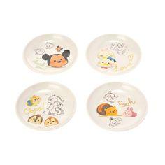 Disney Tsum Tsum Melamine Small Plates