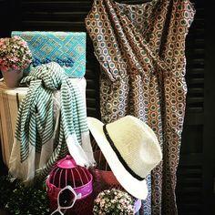 #Mandarinahome #mandarina #mono #bolso #jaula #sombrero #foular #planta #puff #gafas #summerline #complemento #regalo #decoración #rosa #pink #ropa #tendencia #chic