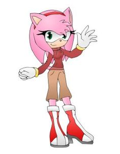 DeviantArt: More Collections Like SN.:Amy Rose:.Maybe by Lovely-RoseTH