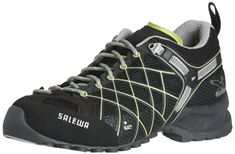 FEATURES of the Salewa Women's WS Wildfire Shoe Upper: Microfiber Forefoot Ballistic Mesh Exa Shield Over Injected 3D Cage Lining: Mesh Outsole: Vibram Tech Approach EVO SPECIFICATIONS of the Salewa Women's WS Wildfire Shoe Weight: 350 g Moosejaw CANNOT ship this product outside of the United States or Canada. Sorry about everything.