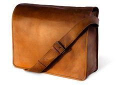 The Sailor - Leather Bag / Vintage / Handmade / Messenger Bag / Satchel / Carry On / Briefcase / Shoulder Bag / Laptop / iPad / Hip Bag / Travel Bag / Work / Professional