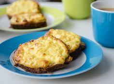 Printsessi: Bulgarian Breakfast Sandwiches - look divine and simple!
