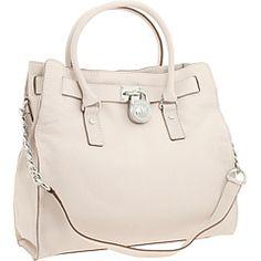 I want this purse so bad! Michael Kors Hamilton Large North/South Tote
