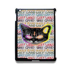OFWGKTA Golf Wang Wolf Gang The Creator Odd Future Crew Tyler Earl TATUM-8124 Apple Phonecase Cover For Ipad 2/3/4, Ipad Mini 2/3/4, Ipad Air, Ipad Air 2