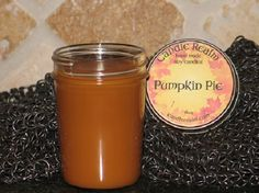 Pumpkin Pie.....ready for fall!