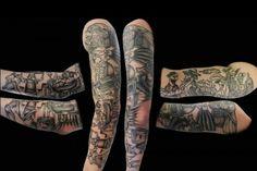 20 iconic tattoo shops around the world - Matador Network