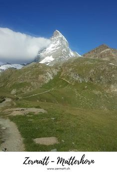 Zermatt – Matterhorn: In Zermatt every hiking day has the potential to be perfect. Use our tips for inspiration and experience your personal perfect hiking day. #Zermatt #Matterhorn Zermatt, Swiss Alps, Tour Operator, Be Perfect, Switzerland, Athlete, Tourism, Hiking, Fancy