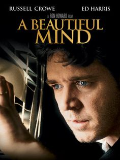A Beautiful Mind. This is one of my favourite movies