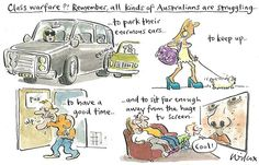 Sunday, May 13, 2012. Cathy Wilcox    Yes, yes, we have so much to complain…