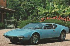 De Tomaso Pantera L - 1973