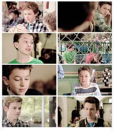 Jude and Connor #jonnor The Fosters : /)