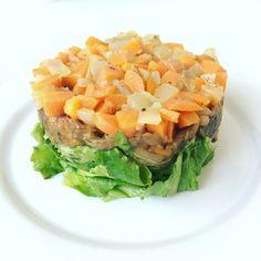Timbal de verduras - La dieta ALEA - blog de nutrición y dietética, trucos para adelgazar, recetas para adelgazar