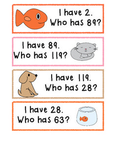 Numbers to 120 ~ Freebie First Grade Activities, 1st Grade Math, Math Activities, My School Life, Math School, Have Fun Teaching, Teaching Math, Numbers To 120 First Grade, Daily 3 Math