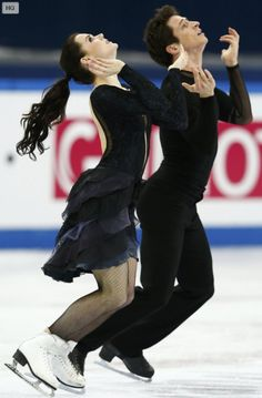 Virtue & Moir, new Carmen program--I will be seeing them in London, Ontario on March 16.