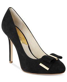 MICHAEL Michael Kors Shoes, Delphine Pumps - Shoes - Macy's