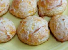 Cheese Biscuits (Gluten free)
