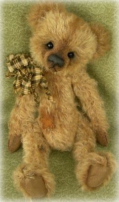Wetherbee ♥ I could just squish this little bear forever!!