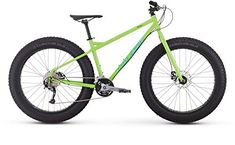 Raleigh Bikes Pardner Fat Bike Green 15Small >>> Read more reviews of the product by visiting the link on the image.
