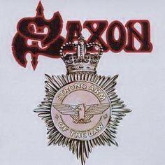 """L'album dei #Saxon intitolato """"Strong arm of the law"""". Edizione rimasterizzata con bonus track inedite e materiale esclusivo!"""