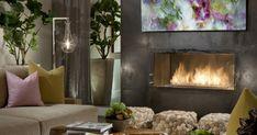 EcoSmart Fire Installation: Dream House, USA